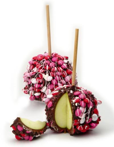 Яблоко в шоколаде рецепт пошаговый
