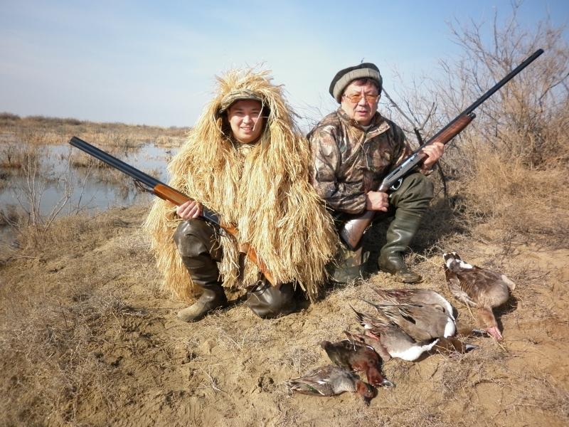 Как снимается охота и рыбалка